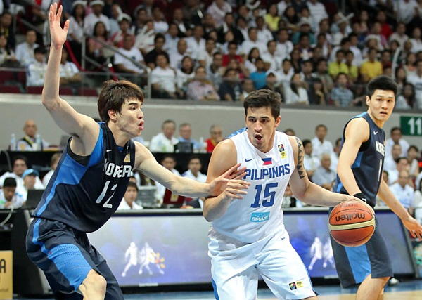 Image of Gilas Pilipinas Loses to South Korea in Jones Cup