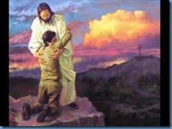 oração de um aflito