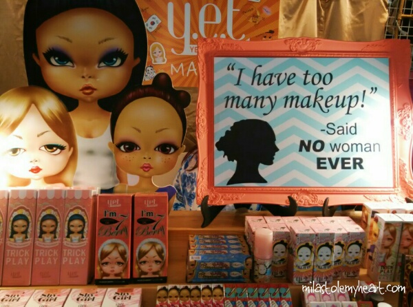 15 Favorite Finds From Go Girl Expo Y.E.T. Cosmetics