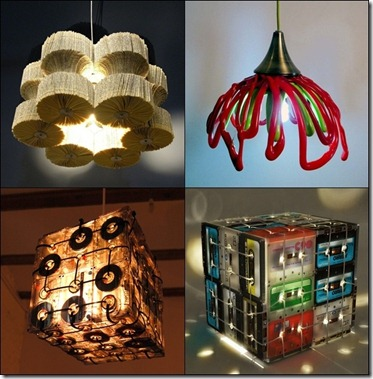 Recycled Home Decor Ideas 07