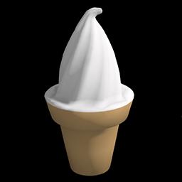 How To Make Sculpted Prim By Tatara Tutorial T709 Make A Soft Serve Ice Cream