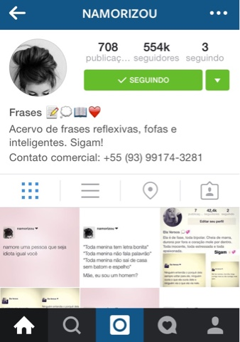 Blog Da Vivian O Melhor Do Instagram At Namorizou