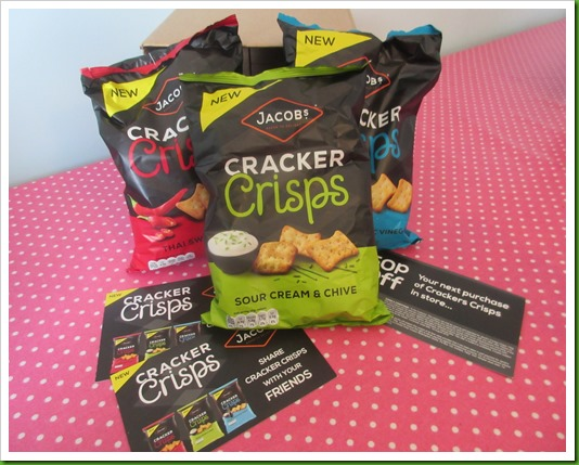 Jacobs Cracker Crisps