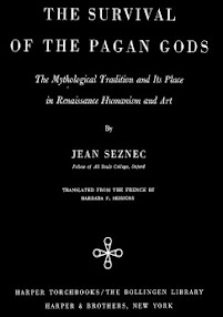 Cover of Jean Seznec's Book Survival of The Pagan Gods