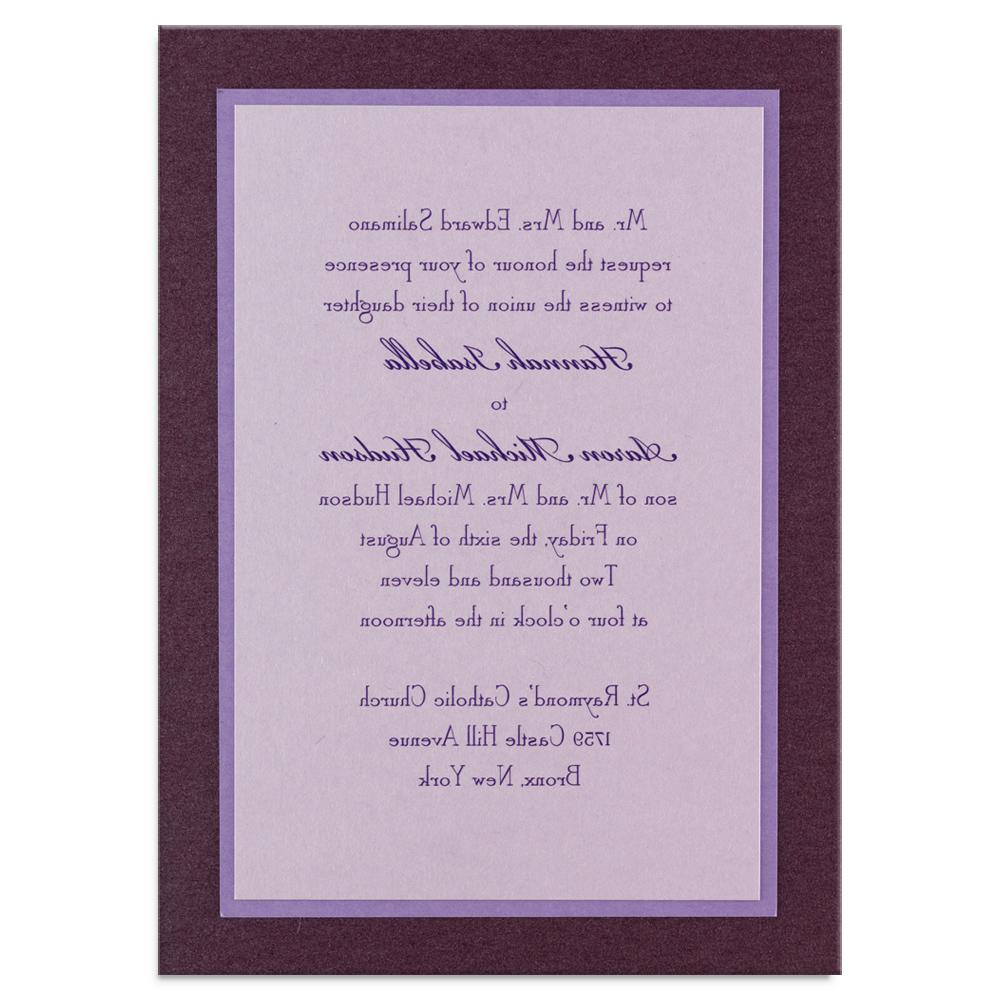 wilton wedding invitation kits
