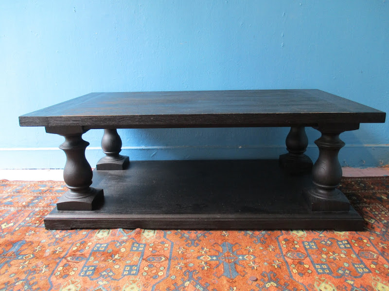 Two-Tiered Coffee Table