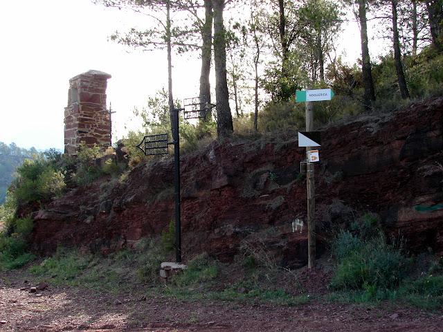 Senderismo - Cirat - Fte Umbría - Salto de Cirat - Bco Salinas