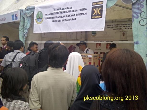 Pojok Parlemen FPKS Jawa Barat