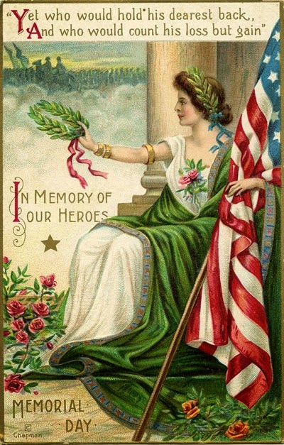Memorial-Day-Vintage-Postcard-GraphicsFairy2