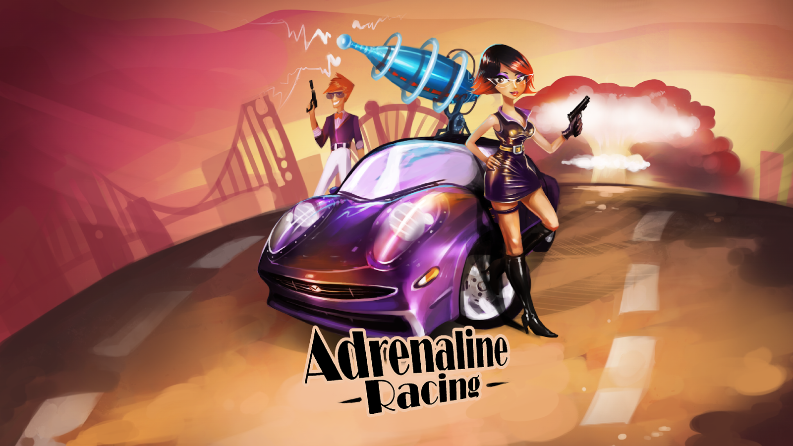 Adrenaline Racing Screenshot 4