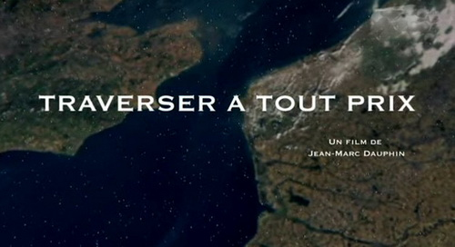 Kana� La Manche. Wyzwanie dla �mia�k�w / Traverser a tout prix (2009) PL.TVRip.XviD / Lektor PL