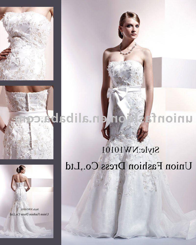 shannon tweed wedding dress