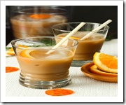 ORANGE SPICED ICED COFFEE