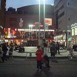 Kabukicho downtown in Shinjuku, Tokyo, Japan