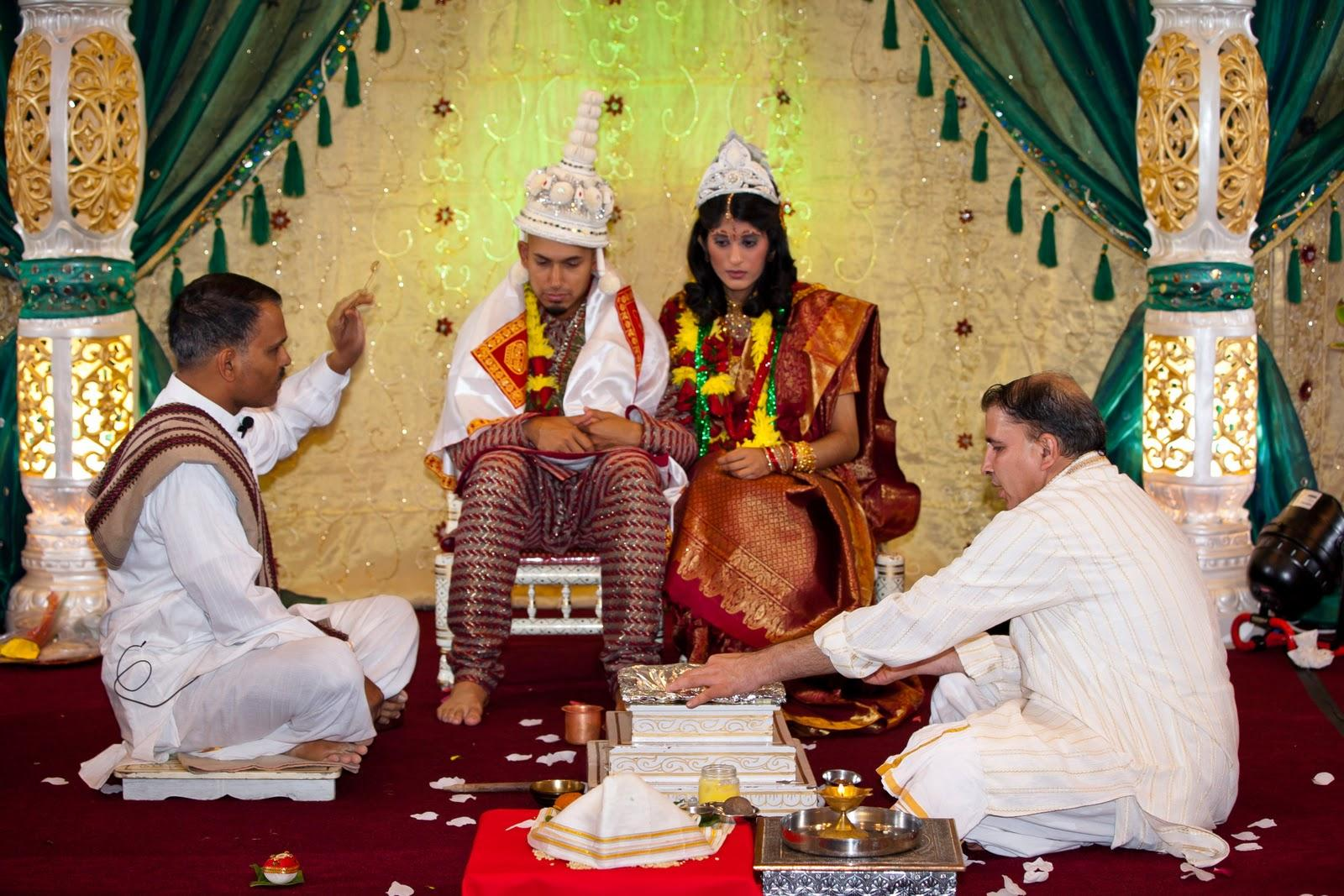 bengali wedding american