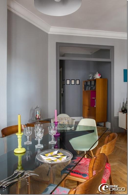 Appartamento neo borghese in francia case e interni for Case francesi arredamento