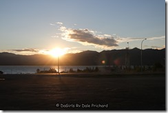 Aug 18_Destruction Bay Sun Rising 1