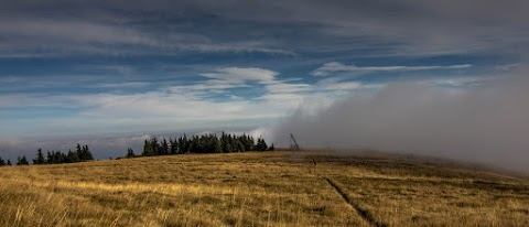 Hmly sa dostali ku Kojšovskej holi.