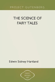 Cover of Edwin Sidney Hartland's Book The Science Of Fairy Tales