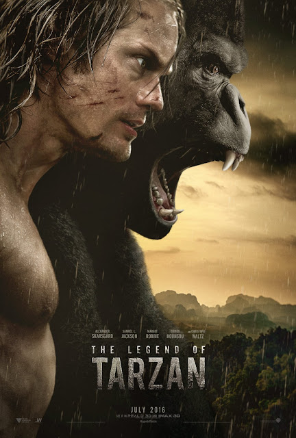 The Legend of Tarzan Trailer
