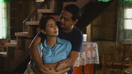 John Lloyd Cruz and Kaye Abad reunite in MMK