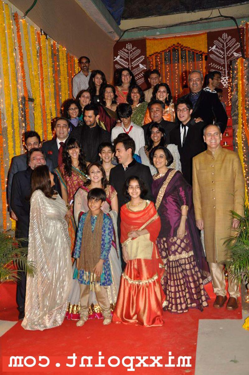 khan,avantika malik Sangeet photos marriage photosjan , pali hill,