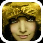 App woman lion mask theme apk for kindle fire