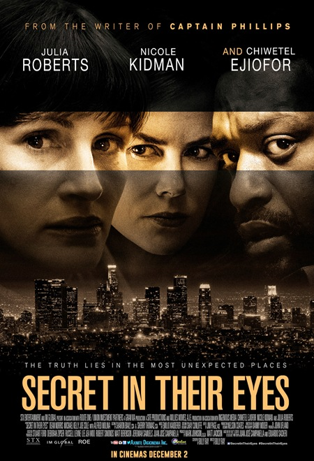 Secret In Their Eyes - Poster
