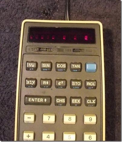the mechanical philosopher hp 21 calculator