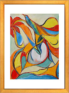 Joy bird (oils, 2003)