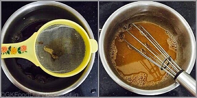 Homemade Ragi Porridge Recipe for Babies   How to make Ragi Porridge 4