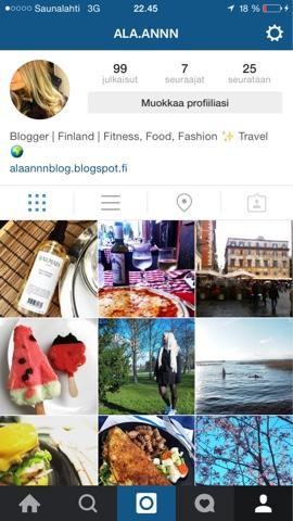 instagram, ala annn, follow, seurata, blogi, blog, bloggaus, bloggaaminen, seuraaminen, lista, alaannnblog, blogger,