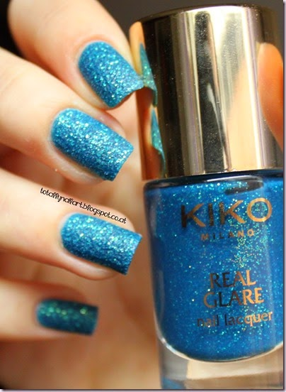 Kiko Real Glare–03 Adrenaline Ocean Green