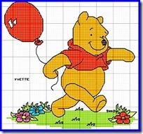 winnie the pooh punto de cruz  (20)