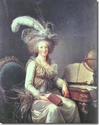 Adélaïde Labille-Guiard, Portrait de Madame Élisabeth (1787)