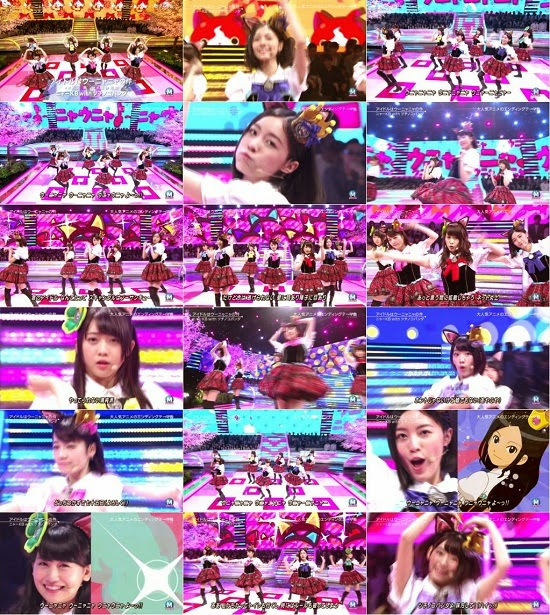 (TV-Music)(1080i) AKB48 Part – Music Station SP 150403