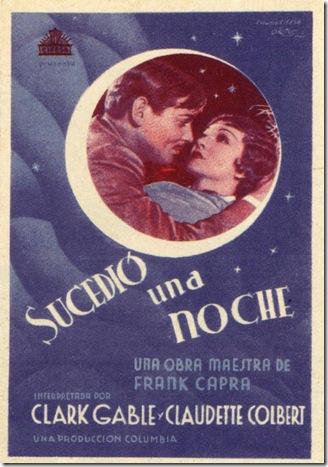 Sucedió una noche (1934)