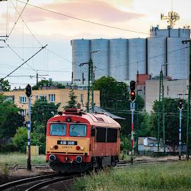 418-306 by Nagy Attila - Transportation Trains ( 123 )