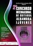 2º Concurso Internacional de Guitarra Alhambra para Jóvenes