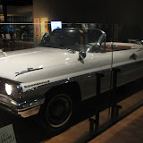 Webb Pierce's car in the Country Music Hall of Fame in Nashville TN 09042011b