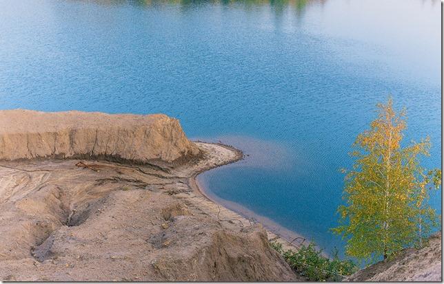 голубые озера кондуки тульская область