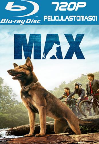 Max: Mi Heroe y Amigo (2015) [BRRip 720p/Dual Latino-ingles]