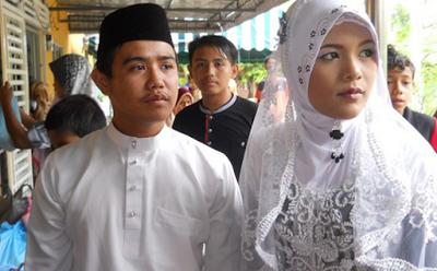 Wajib Baca Kisah Perkahwinan Bajet RM3 000