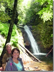 D&T at Courthouse Falls