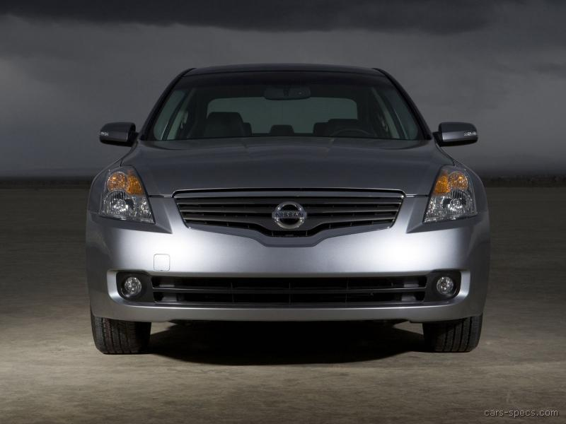 2009 nissan altima sedan specifications pictures prices. Black Bedroom Furniture Sets. Home Design Ideas