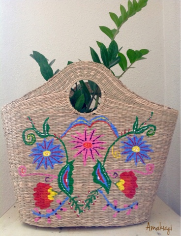 Reto-Pinterest-capazo-pintado-flores-mexicano