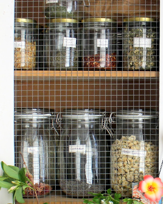 Herb Cupboard