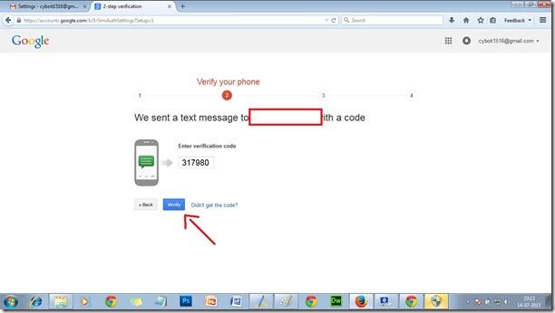 Gmail-verify