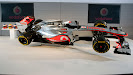 McLaren MP4-27 Mercedes Launch