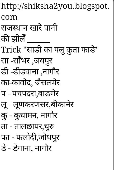Complete GK Tricks in Hindi PDF Download - TheGKAdda